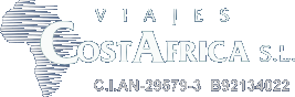 Costafrica Travel Agency – Tours, Day Trips and shore Excursions from Costa del Sol, Malaga, torremolinos Logo